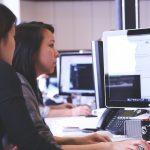 Mujeres trabajadoras, dia de la mujer, grupo de mujeres, oficina
